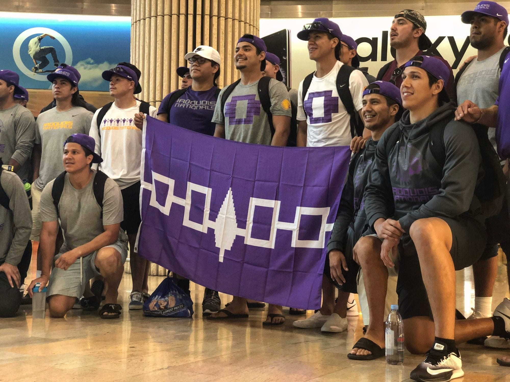 haudenosaunee Iroquois Nationals Airport