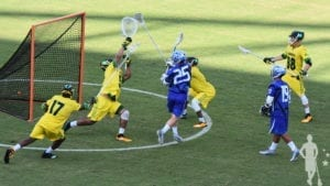 Israel Jamaica 2018 FIL World Lacrosse Championships 2018 FIL Lacrosse Lines