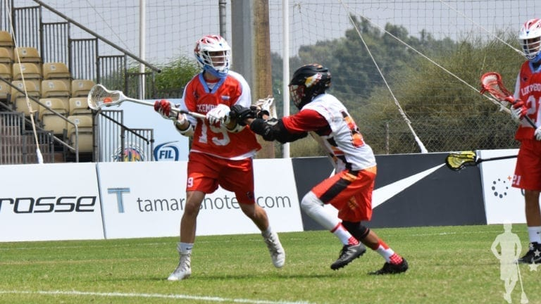 2018 FIL World Lacrosse Championships world games luxembourg uganda