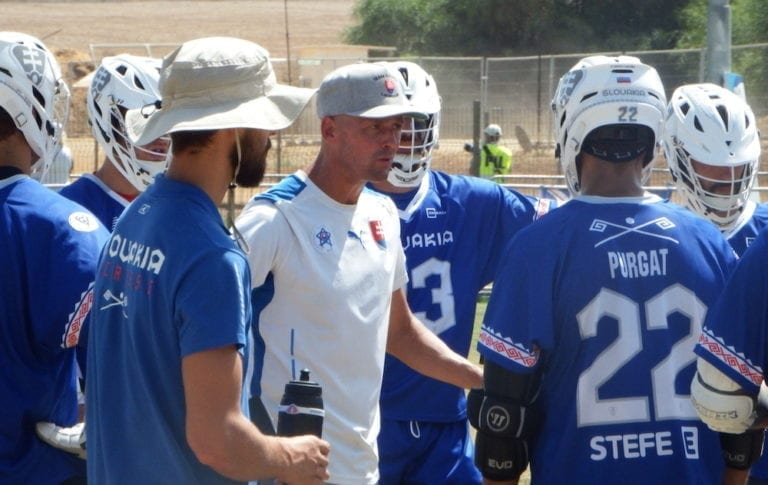 slovakia lacrosse top photos: gold group