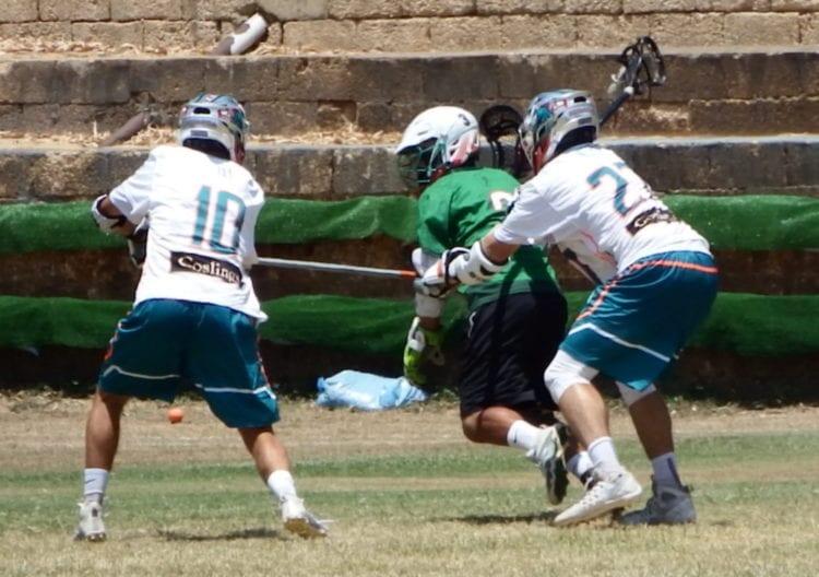 mexico bermuda lacrosse 2018