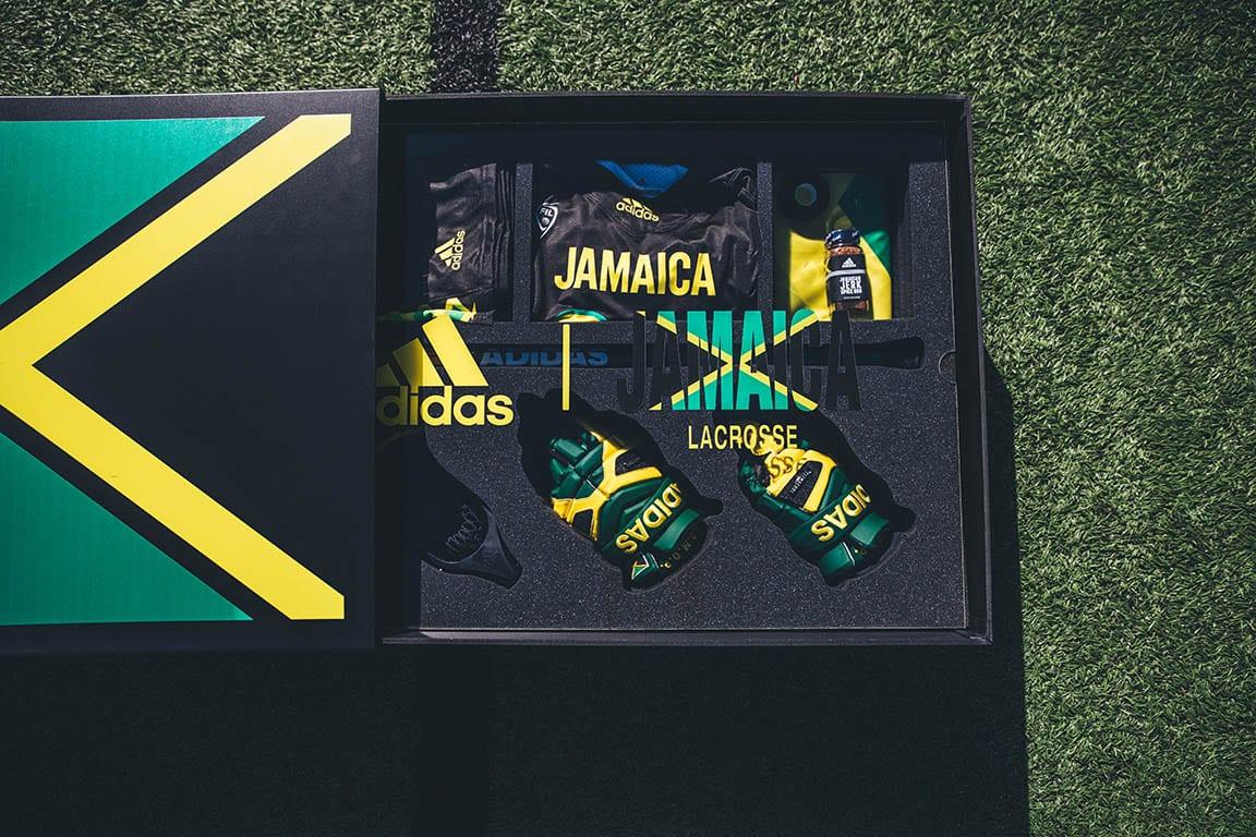 adidas jamaica logo