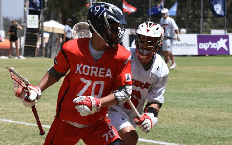 korea denmark lacrosse