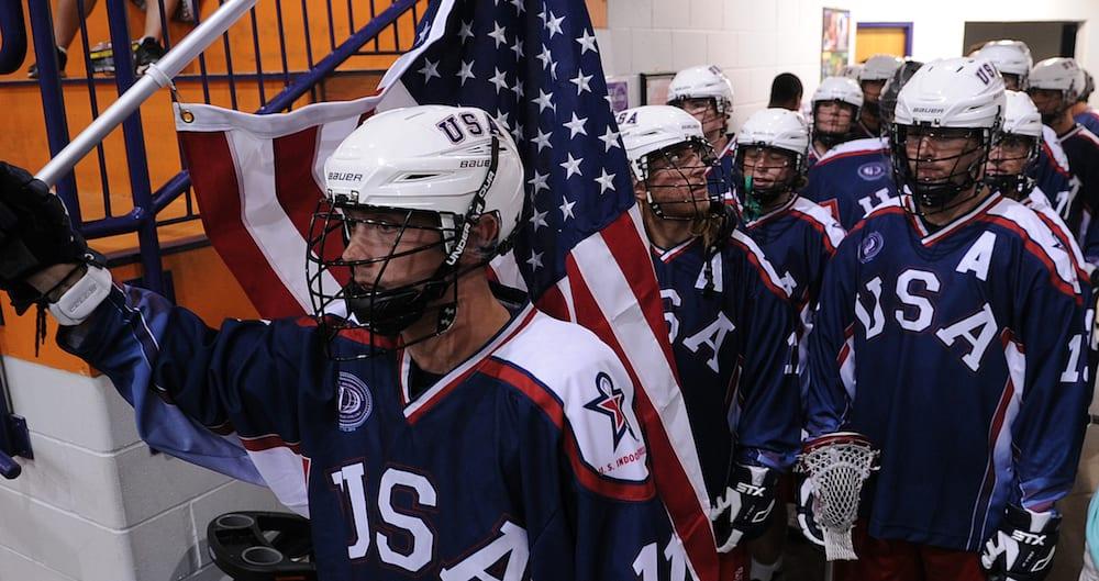 2018 World Junior USA