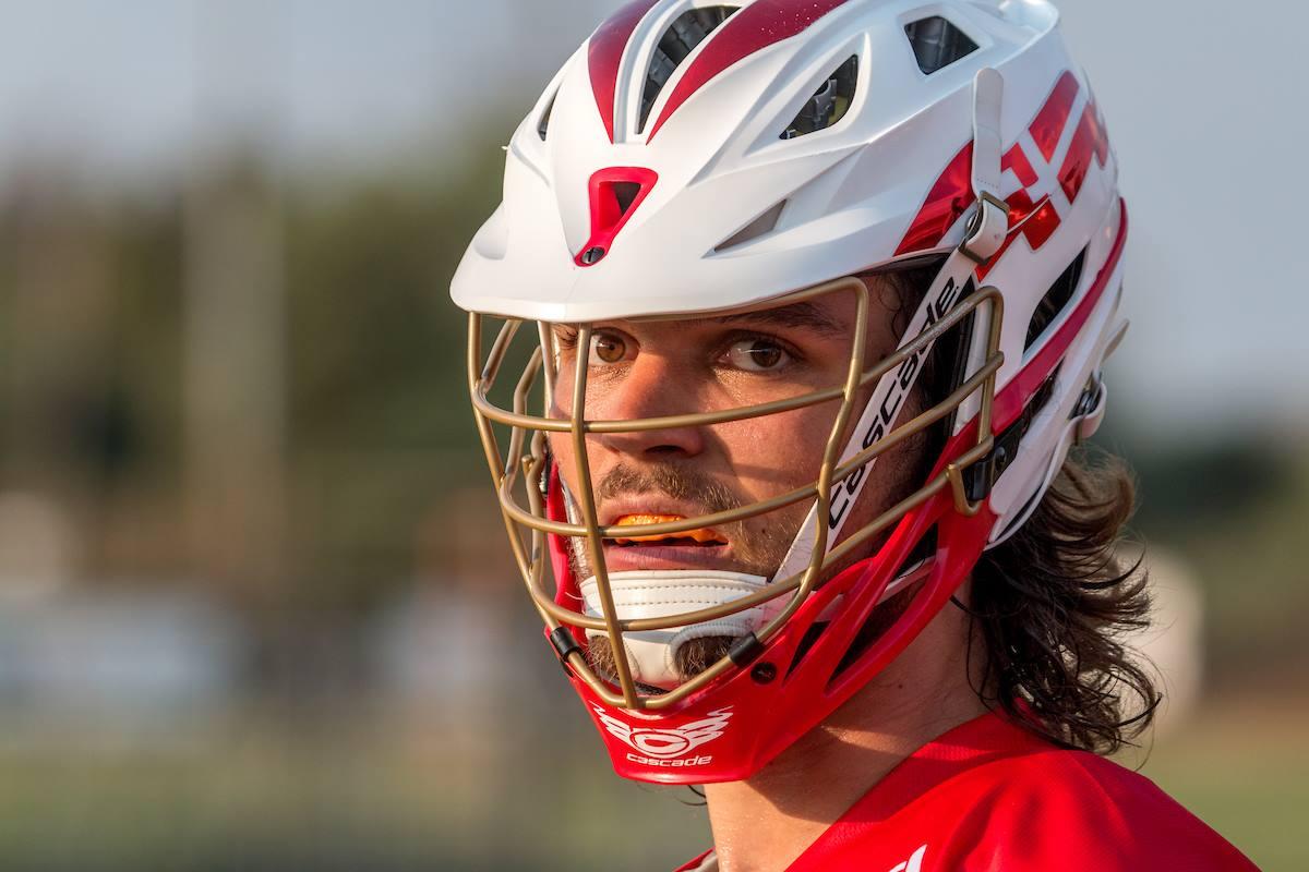 Mads Headegar Story of a Danish Helmet: A Complete Team Effort Denmark Lacrosse