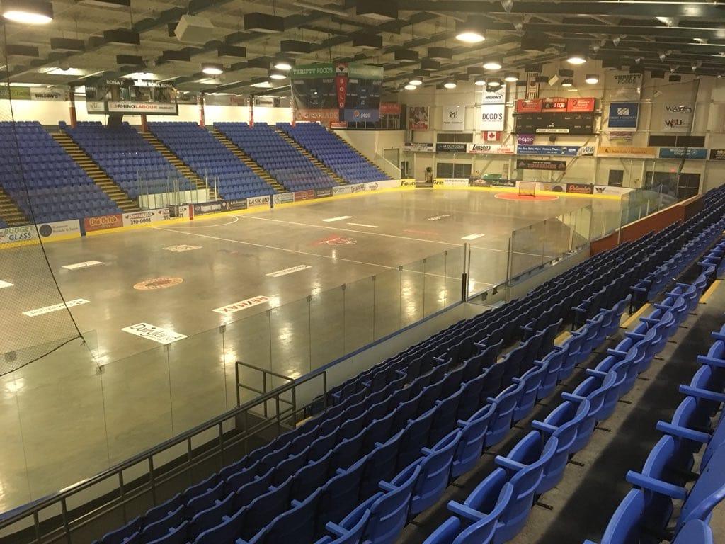 Frank Crane Arena