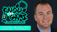 Know The Game Podcast Ep. 5: Jesse McNulty
