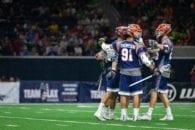Dallas Rattlers New York Lizards Major League Lacrosse MLL 2018 Photo: Nick Coyne / LaxAllStars.com