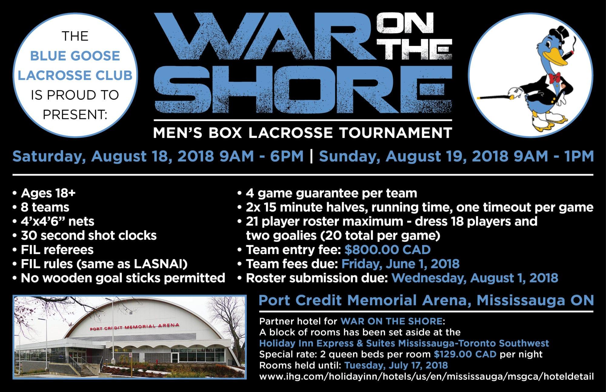 War_on_the_Shore update