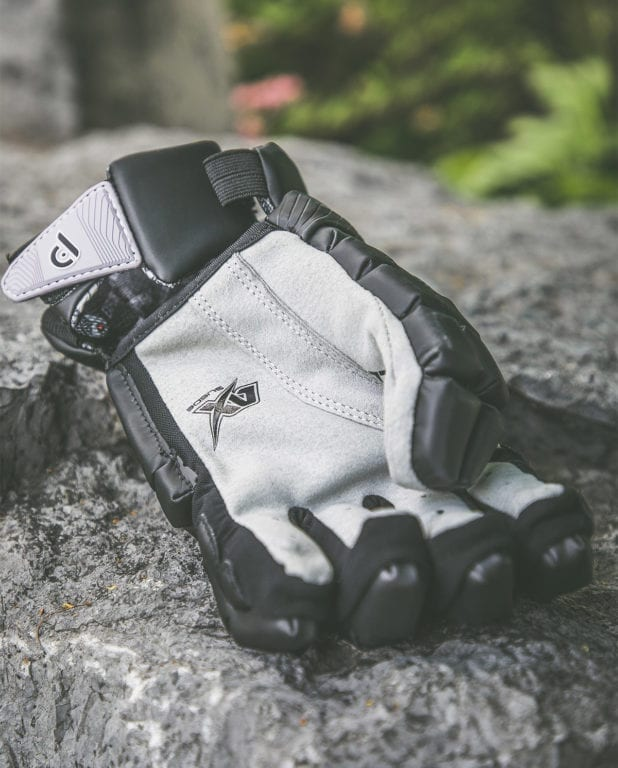 Powell Switchback Gloves - Black