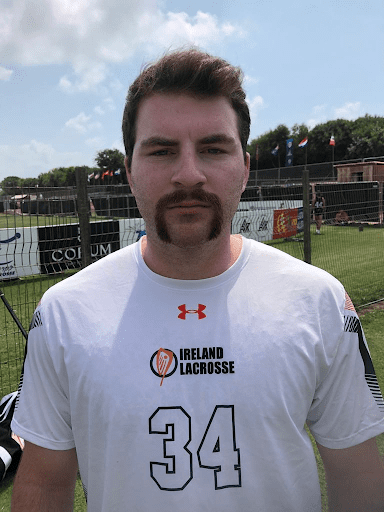 Lacrosse Global Mustache Rankings - World Championships 2018 top photos yellow group