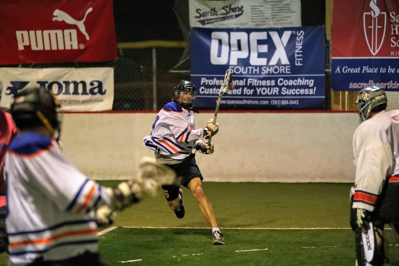 Henry Archie Boston Box Lacrosse League