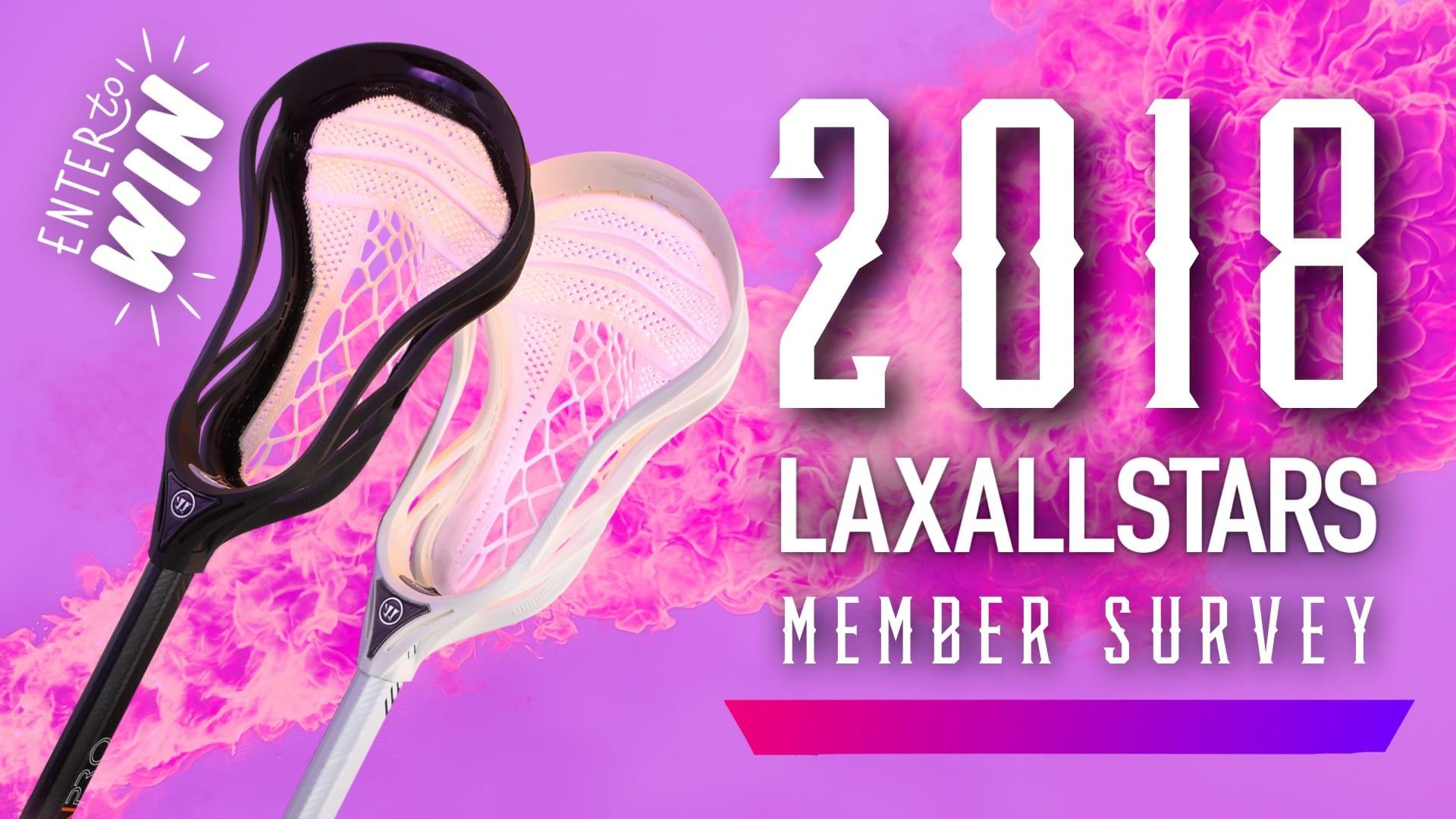 LaxAllStars 2018 member survey