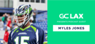 Myles Jones: Improving Weaknesses, Developing Leadership, and Training Routines