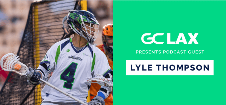 lyle thompson gamechanger podcast game changer
