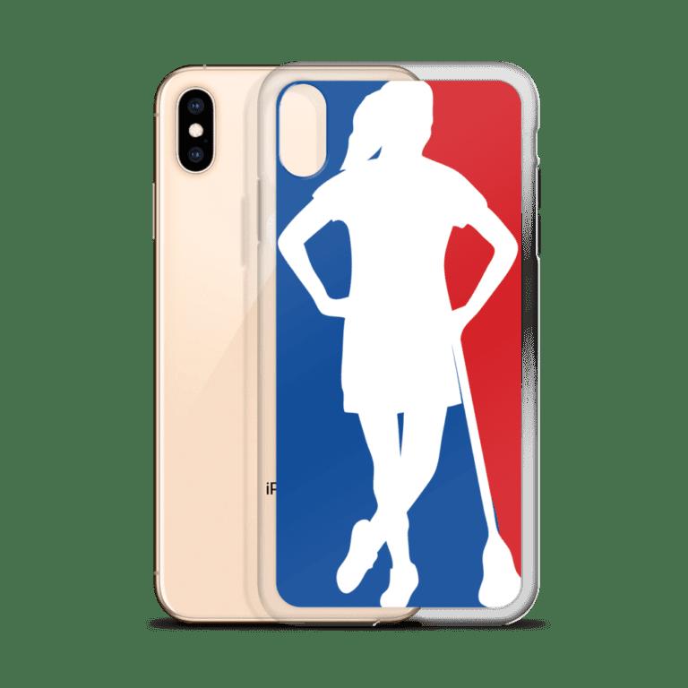 women's logo iphone case
