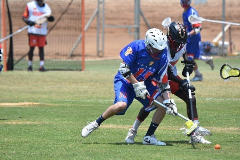 france uganda top photos green group 2018 fil men's world lacrosse championships