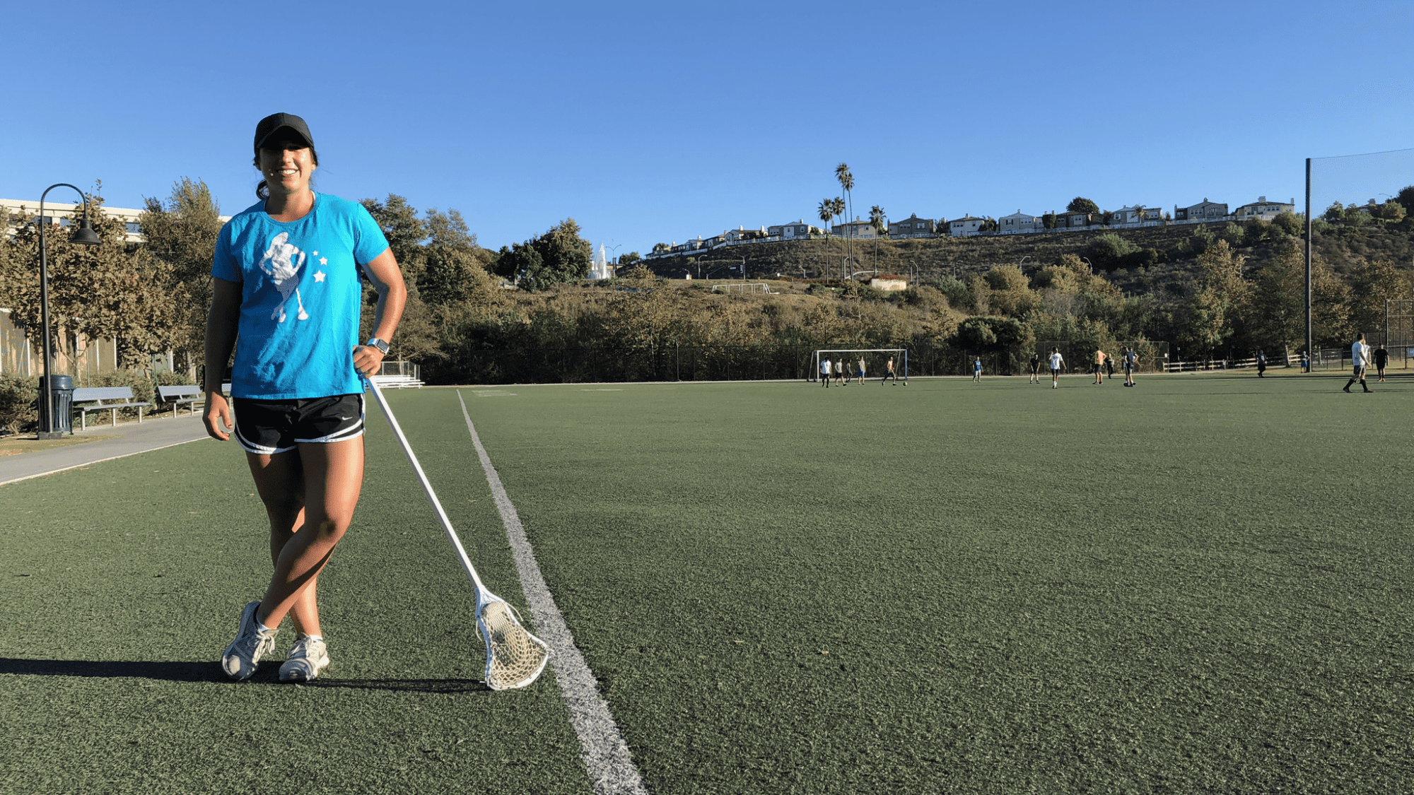 Lyndsey Muñoz— Outside the Eight: Women's Lacrosse Podcast, Ep  9