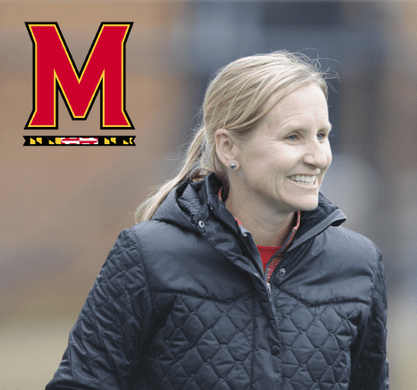 cathy reese maryland women's lacrosse gamechanger podcast game changer