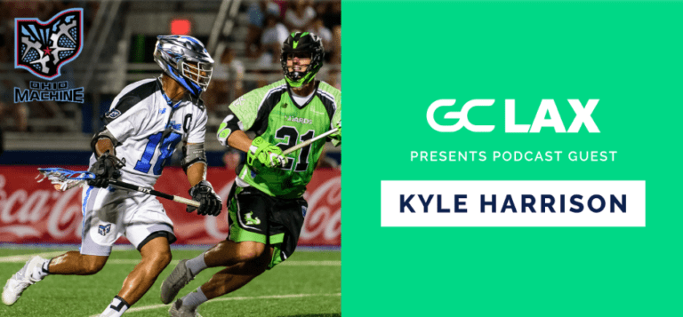 Kyle Harrison GameChanger Podcast Game Changer