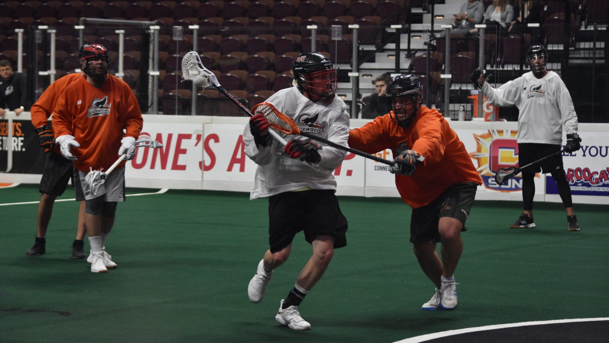 new england black wolves nll national lacrosse league training camp