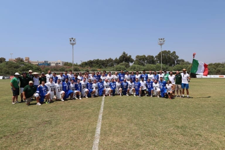 ireland italy 2018 fil men's world lacrosse championships top photos tan group