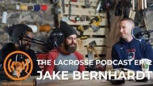 jake bernhardt team usa - the lacrosse podcast guest