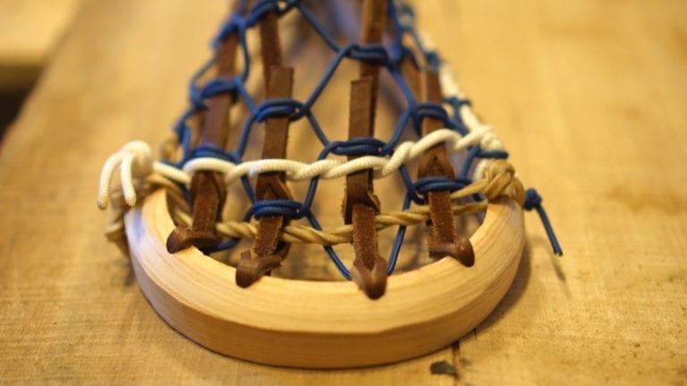 wood lacrosse sticks
