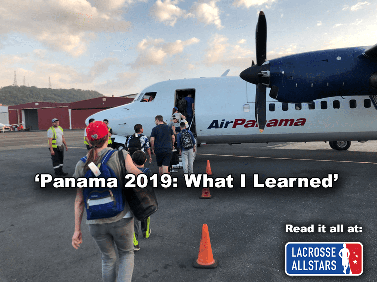 What I learned in Panama
