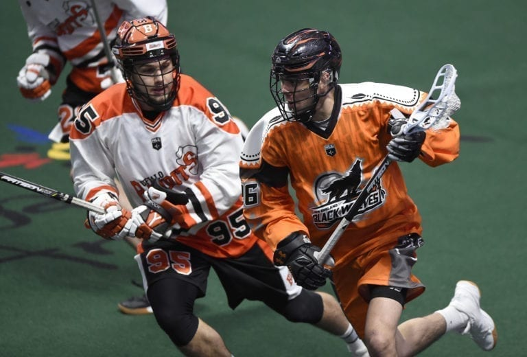nll power rankings week 8 new england black wolves buffalo bandits