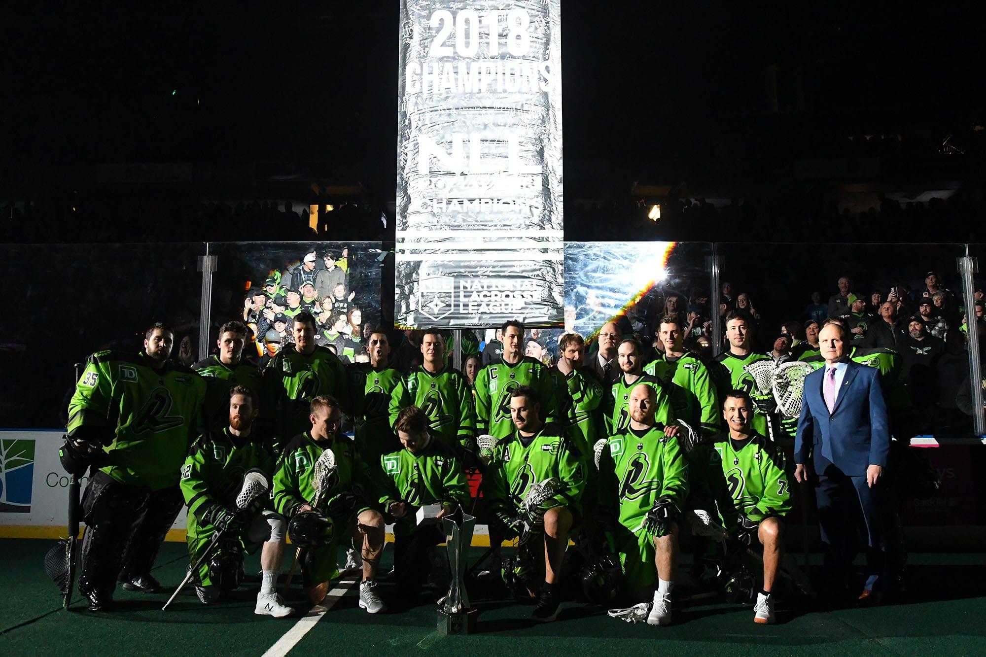 nll saskatchewan rush national lacrosse league san diego seals