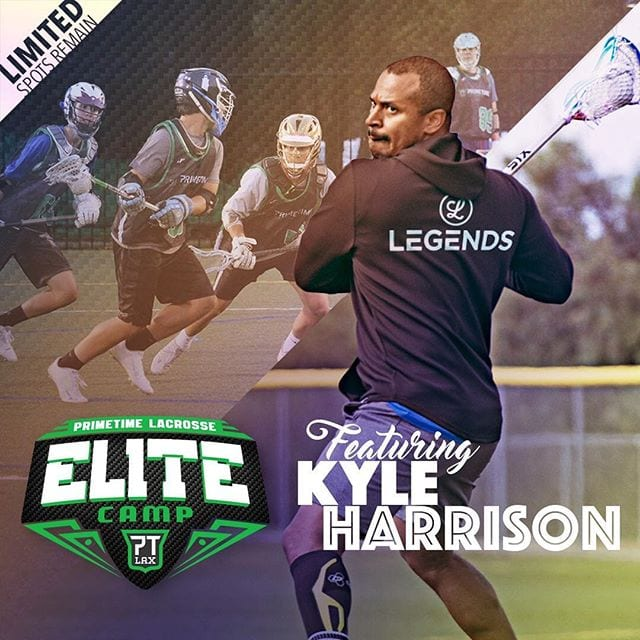 Kyle Harrison : 2019 PrimeTime Lacrosse Camp and Prospect Experience