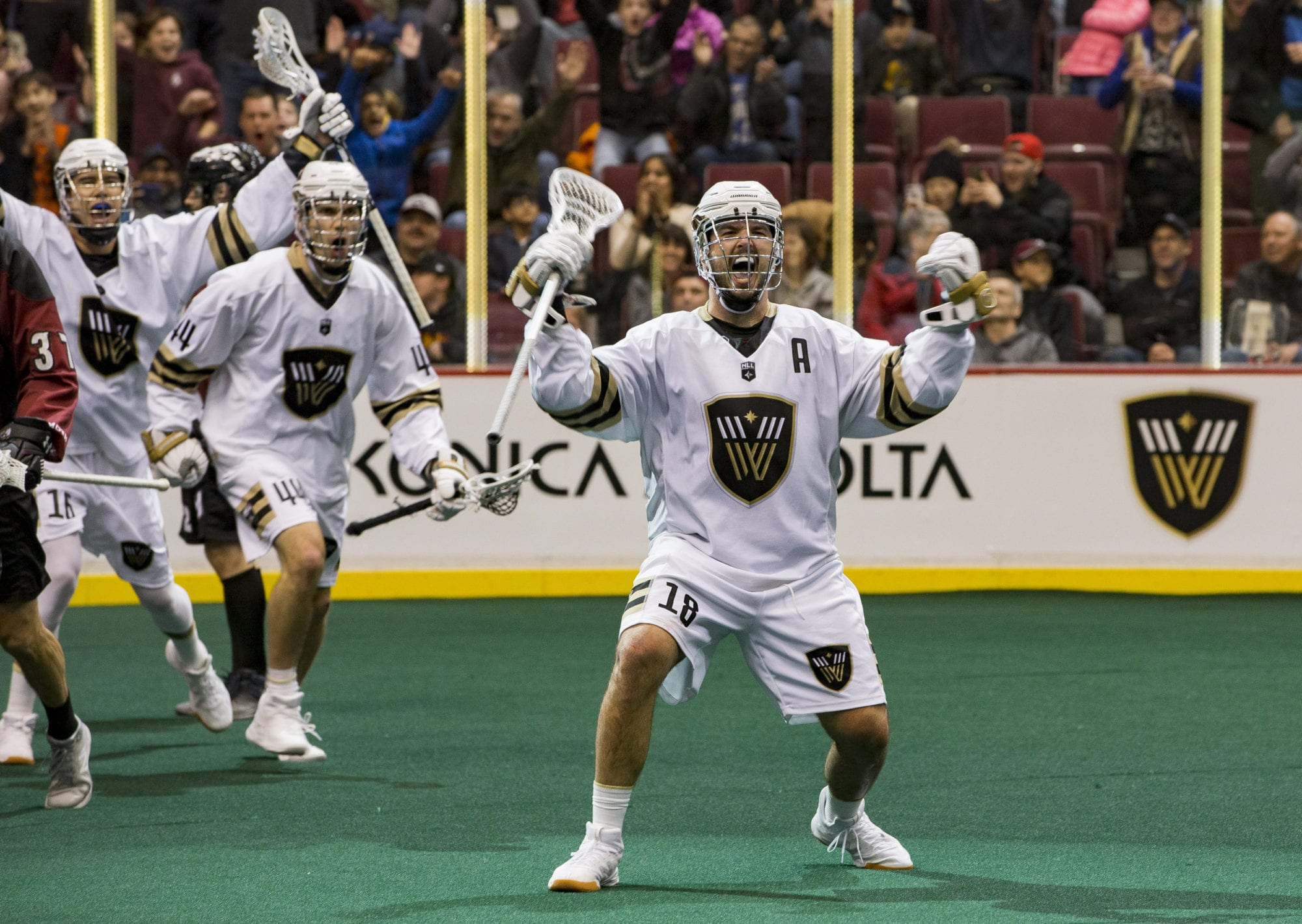 nll national lacrosse league vancouver warriors winners and losers