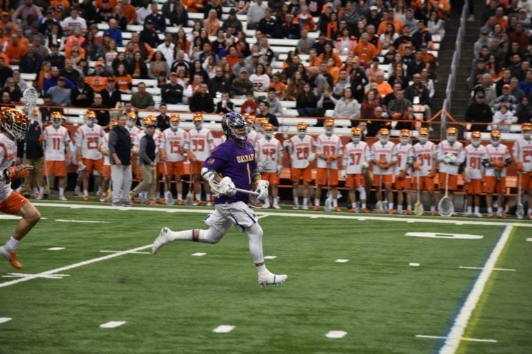 syracuse orange an ode to lacrosse albany america east conference comparison