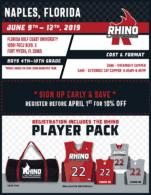 Rhino Lacrosse Overnight Camp: Naples, Florida