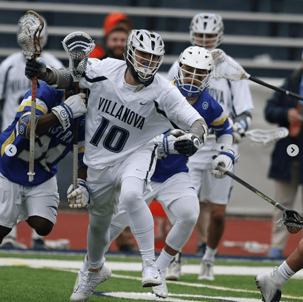 villanova men's lacrosse the takeoff