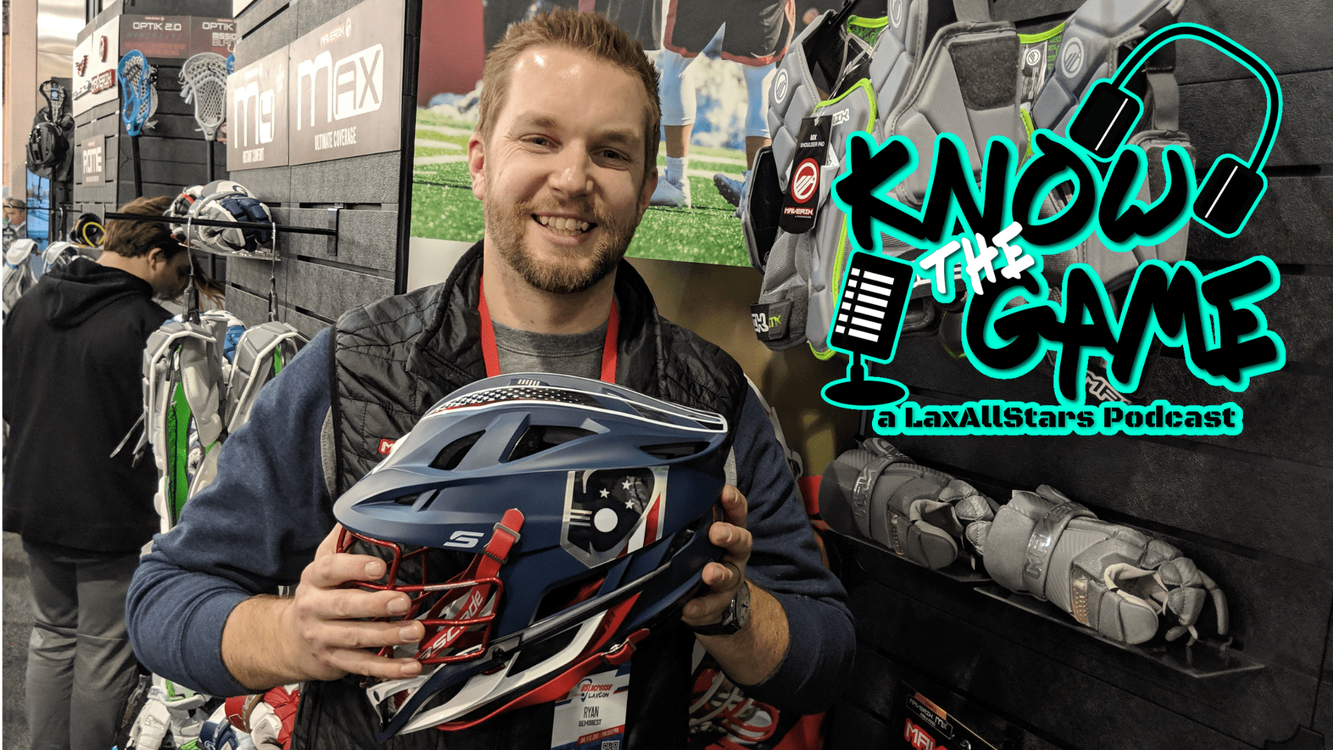 ryan demorest know the game podcast