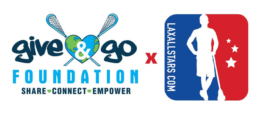Partnership Give and Go Foundation Lacrosse All Stars