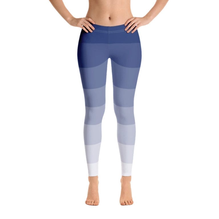 womens fade leggings shopping sunday