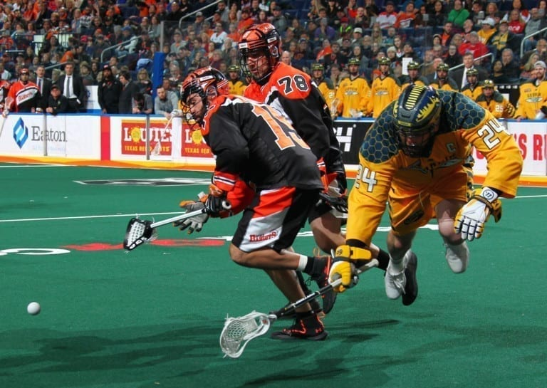 nll power rankings buffalo bandits georgia swarm
