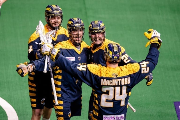 georgia swarm nll winners and losers