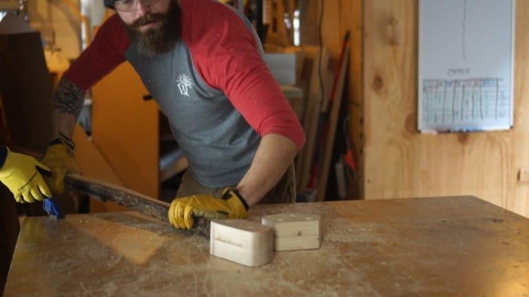 jake bernhardt woodshop series stx wood lacrosse sticks