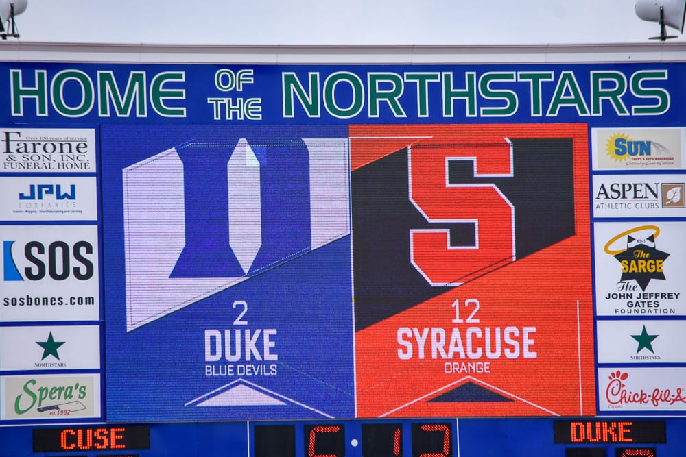 Syracuse OT win over No 2 Duke