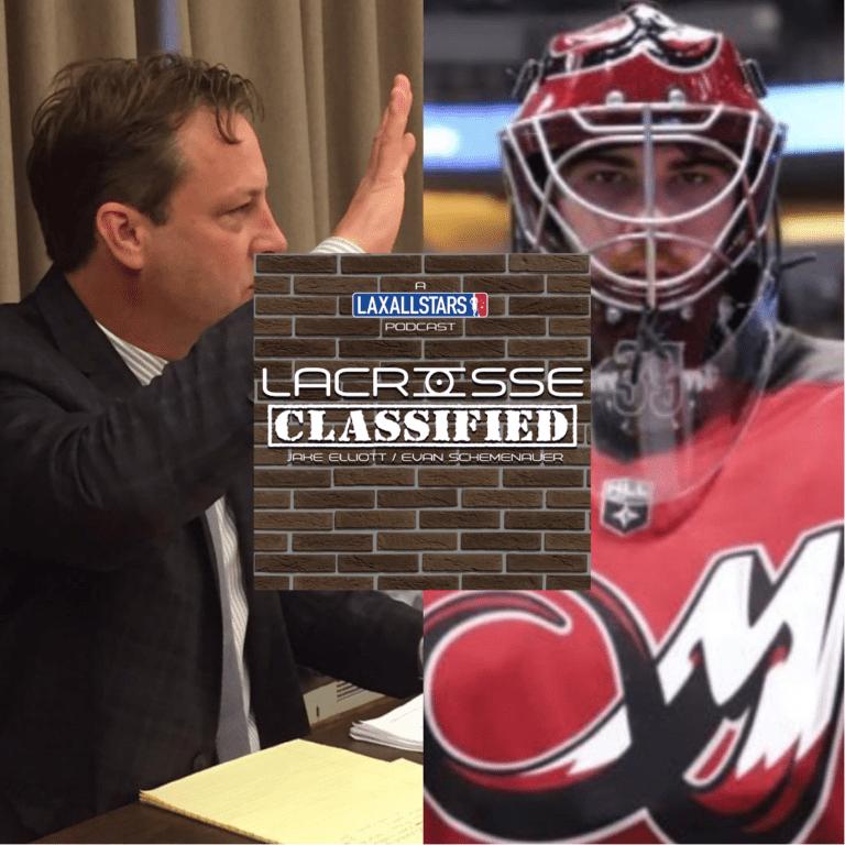 steve fryer jason jaros nll national lacrosse league lacrosse classified