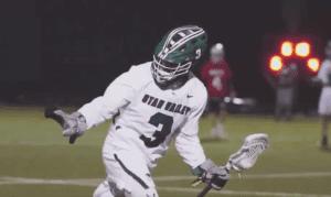 UVU Lacrosse Goes Viral with wave Video v. Simon Fraser