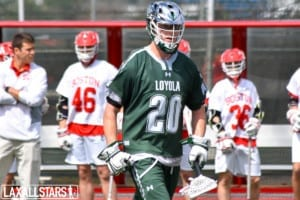 ncaa conference tournament Boston Terriers defeat No. 2 Loyola Greyhounds
