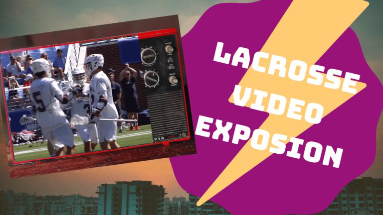lacrosse video explosion