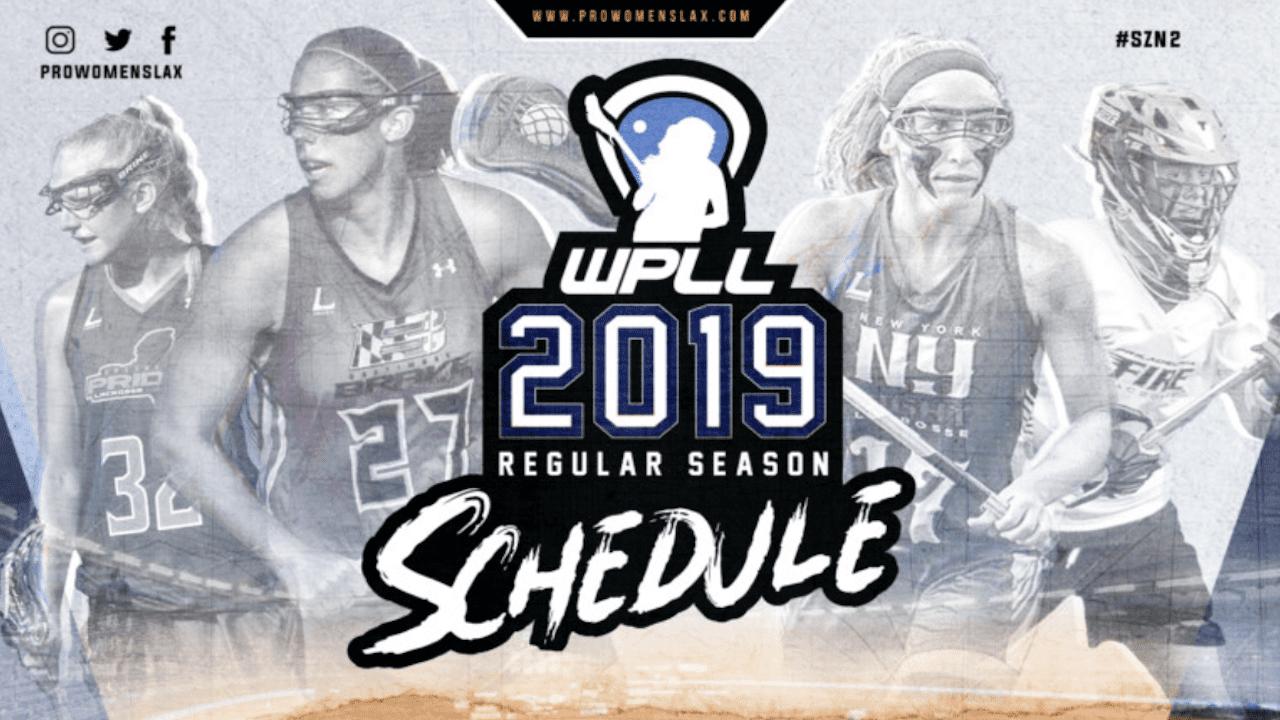wpll 2019 season