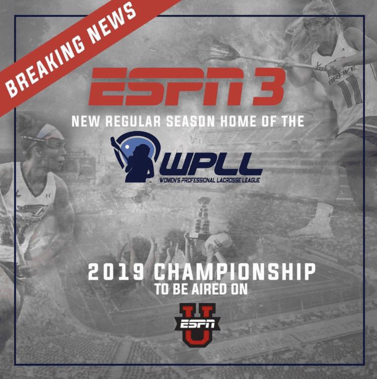 wpll 2019 espn schedule lacrosse