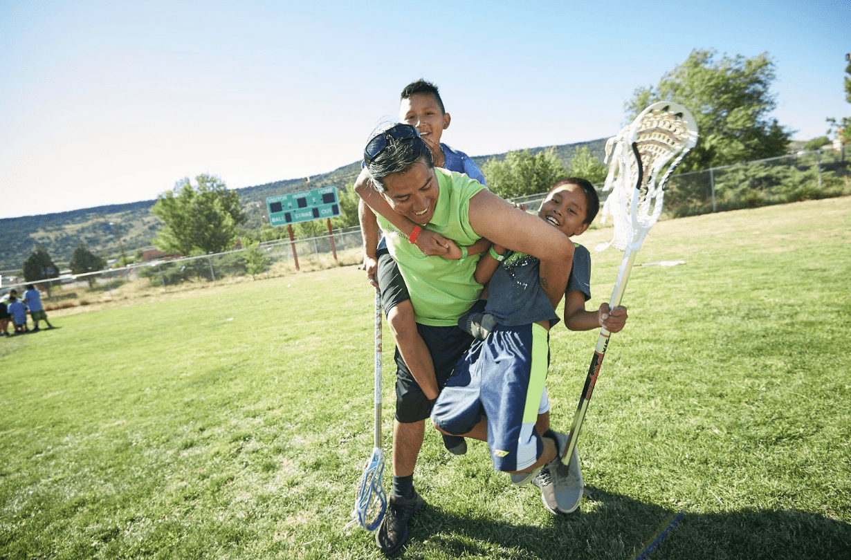 native vision native american lacrosse